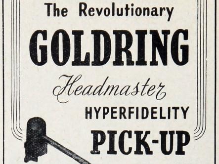Goldring 1940s