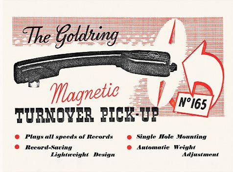 Goldring 1950s